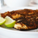 Blackened Cajun Fish