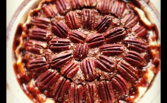 Bourbon Pecan Pie Photo