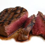 (PanFried) Garlic Grilled Beef Steaks